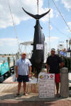 3rd Place Blue Marlin